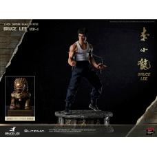 Bruce Lee:Tribute 1:4 Scale Statue | Blitzway