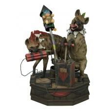 Bud & Lou Maquette 1/6 statue Tweeterhead Product Image