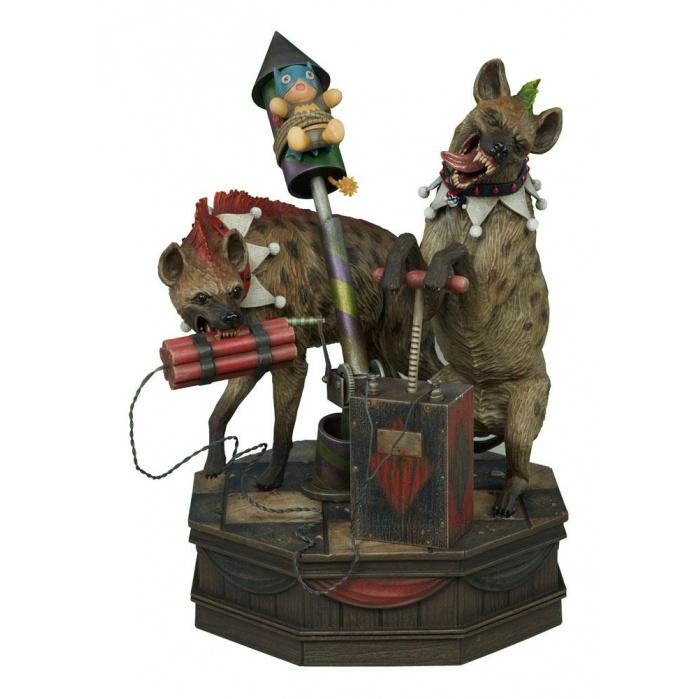Bud & Lou Maquette 1/6 statue Tweeterhead Product