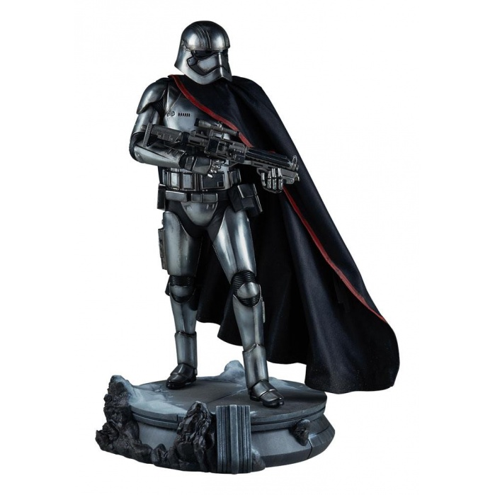 Captain Phasma Star Wars Premium Format statue Sideshow Collectibles Product