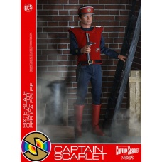 Captain Scarlet: Captain Scarlet Spectrum 1:6 Scale Figure - Big Chief Studios (EU)
