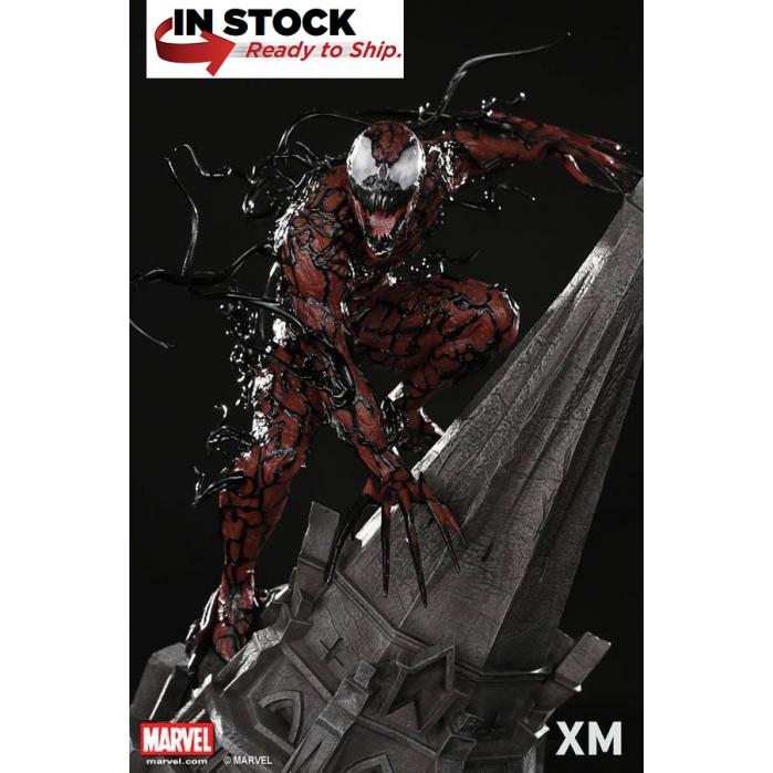 Carnage 1/4 Premium Collectibles Statue XM Studios Product