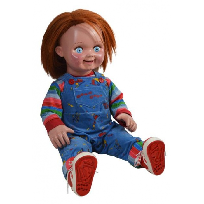 Child's Play 2 Chucky Prop 89 cm. Replica 1/1 Good Guys Doll Trick or Treat Studios Product