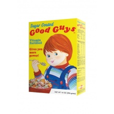 Child's Play 2 Replica 1/1 Good Guys Cereal Box - Trick or Treat Studios (EU)