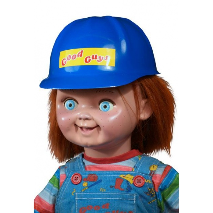 Child's Play 2 Replica 1/1 Good Guys Helmet Trick or Treat Studios Product