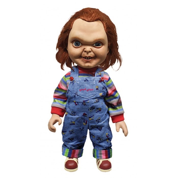 Child´s Play Good Guy Chucky (Child´s Play) with Sound 38 cm Mezco Toyz Product