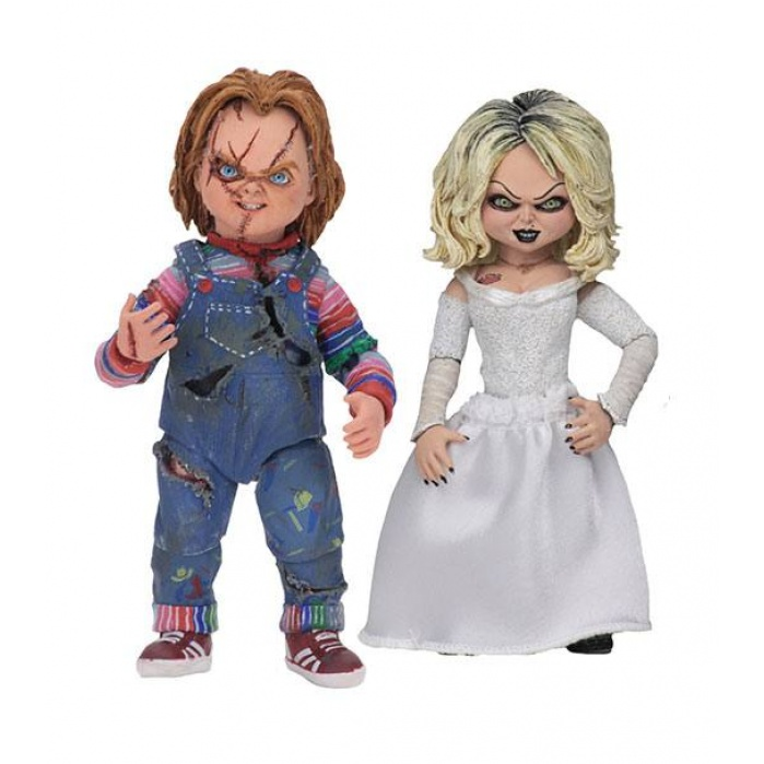 Chucky & Tiffany Figure 2-Pack NECA Product