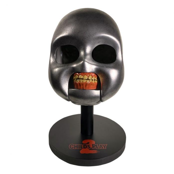 Chucky Skull - Good Guy's Skull Trick or Treat Studios Product