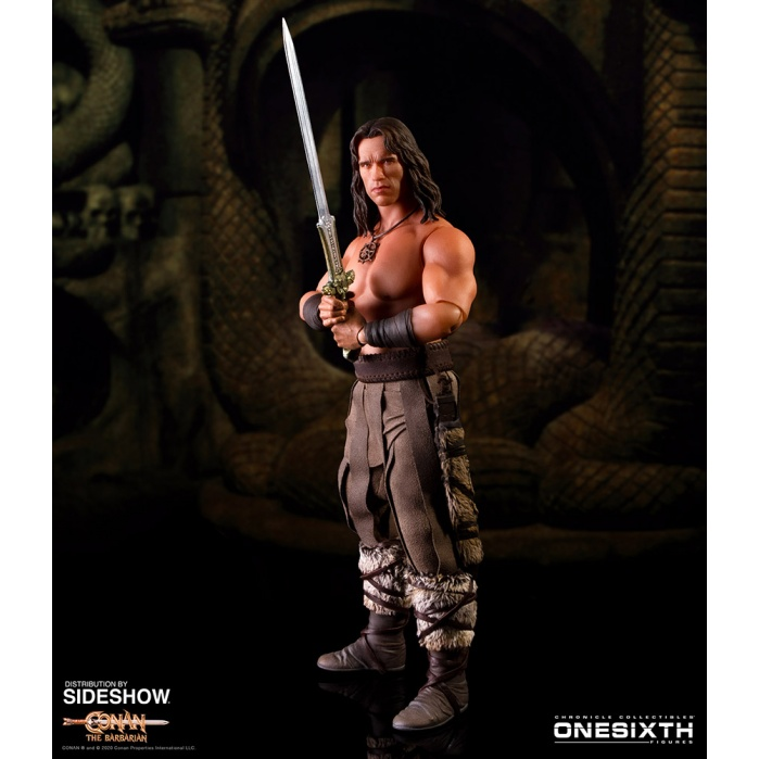 Conan: Conan the Barbarian 1:6 Scale Figure Chronicle Collectibles Product