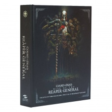 Court of the Dead Book Rise of the Reaper General - Sideshow Collectibles (EU)