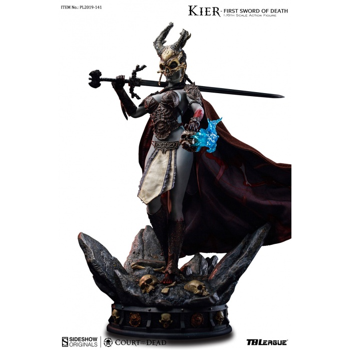 Court of the Dead: Kier - First Sword of Death 1:6 Scale Figure Sideshow Collectibles Product