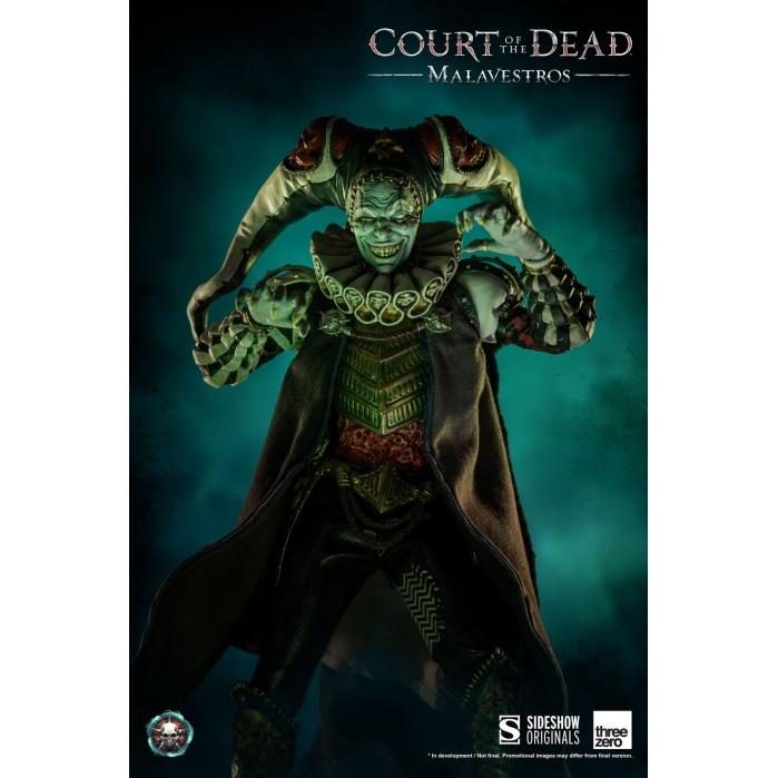 Court of the Dead: Malavestros 1:6 Scale Figure threeA Product