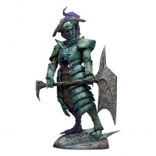 Court of the Dead Premium Format Figure Oathbreaker Strÿfe: Fallen Mortis Knight | Sideshow Collectibles