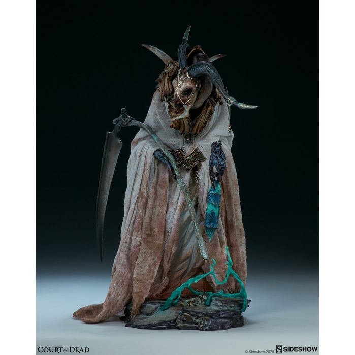 Court of the Dead: Shieve the Pathfinder Premium 1:4 Scale Statue Sideshow Collectibles Product