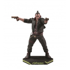 Cyberpunk 2077: Jackie Welles 9.75 inch PVC Statue Dark Horse Product Image