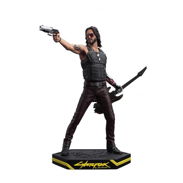 Cyberpunk 2077: Johnny Silverhand 9.5 inch PVC Statue Dark Horse Product