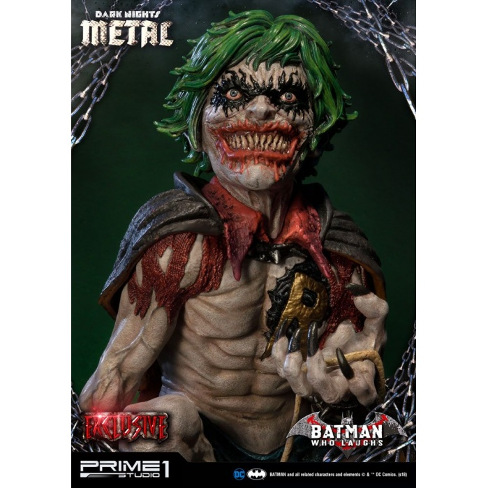 Dark Nights: Metal Statue 1/3 Batman Who Laughs Exclusive Ver. Prime 1 Studio Product