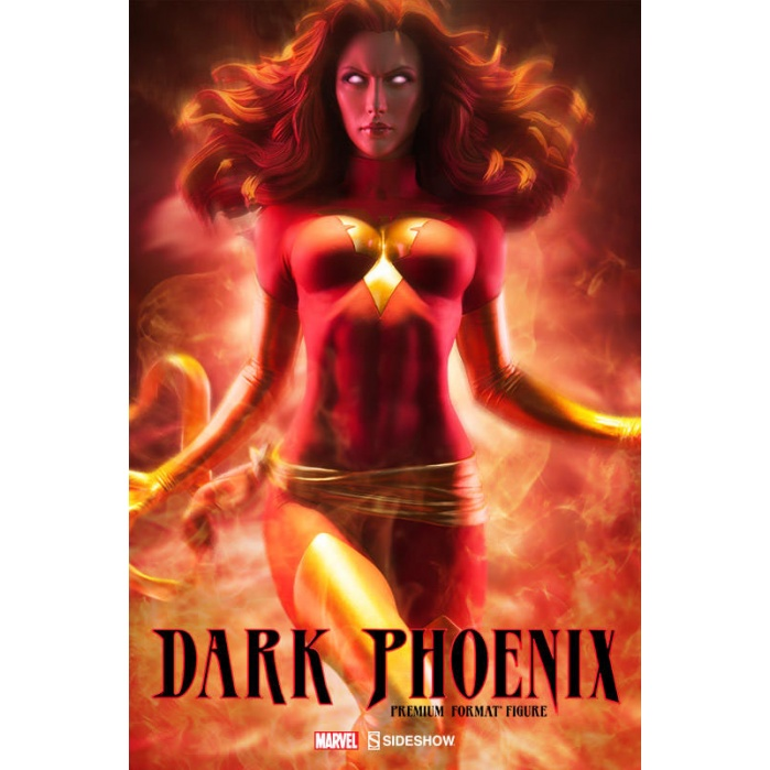 Dark Phoenix Marvel Premium Format Sideshow Collectibles Product