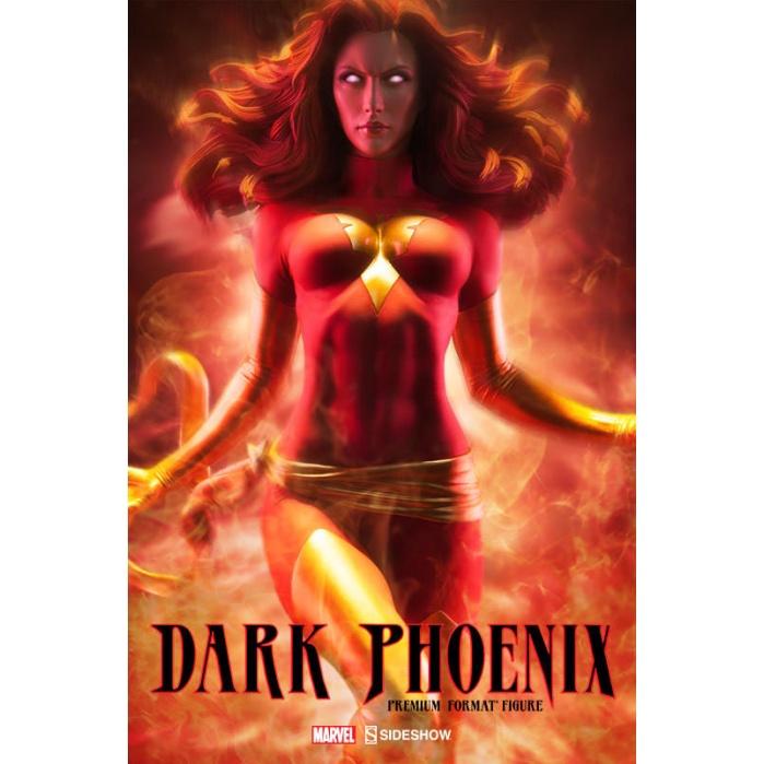 Dark Phoenix Marvel Premium Format Sideshow Collectibles Product