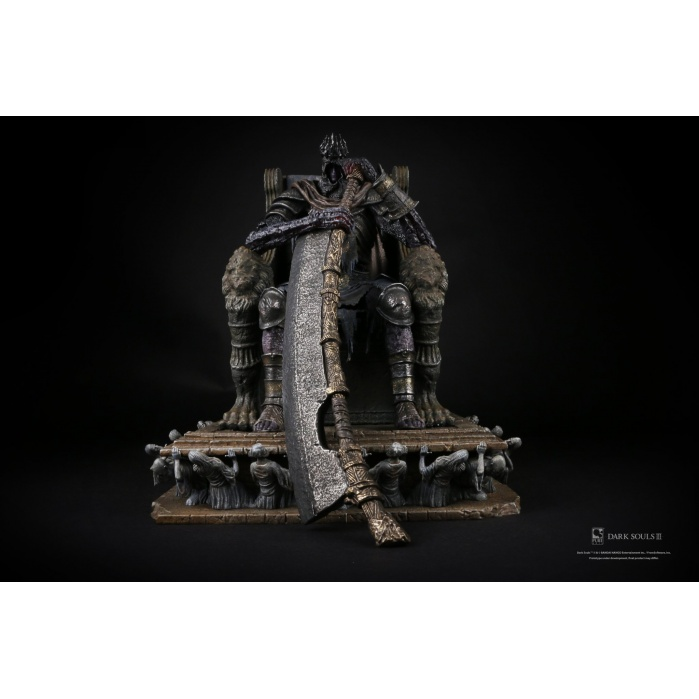 Dark Souls 3: Yhorm 1:18 Scale Statue Pure Arts Product