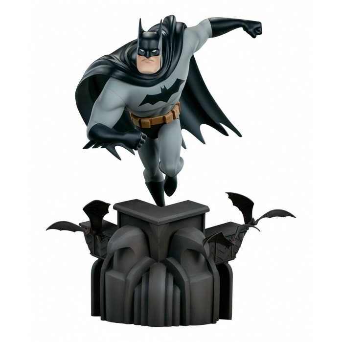 DC Animated Series Collection Statue Batman Sideshow Collectibles Product