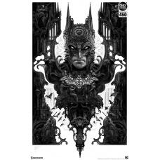 DC Comics Art Print Batman 46 x 61 cm - unframed - Sideshow Collectibles (EU)