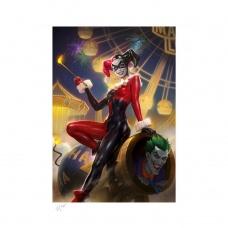 DC Comics Art Print Harley Quinn & The Joker #37 46 x 61 cm - unframed - Sideshow Collectibles (NL)