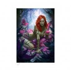 DC Comics Art Print Poison Ivy Variant 46 x 61 cm - unframed - Sideshow Collectibles (NL)