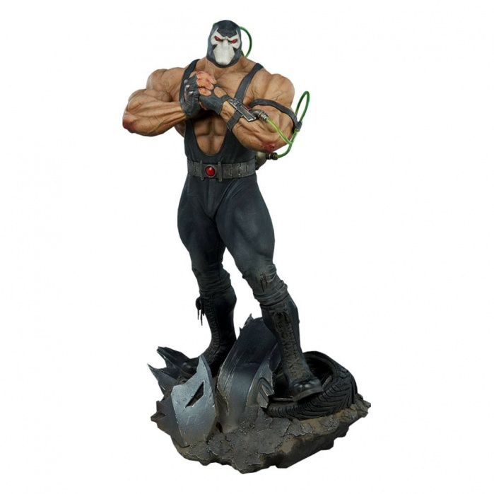 DC Comics: Bane Maquette Sideshow Collectibles Product