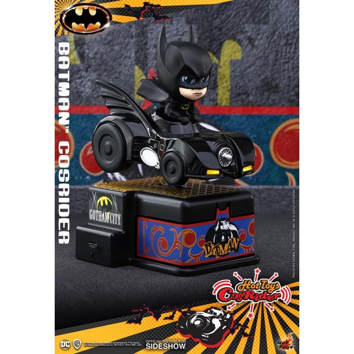 DC Comics: Batman 1989 - Batman 5 inch CosRider Hot Toys Product