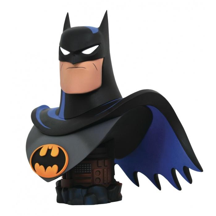 DC Comics: Batman Animated Series Legends in 3D Batman 1:2 Scale Bust Diamond Select Toys Product