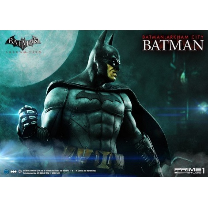 DC Comics: Batman Arkham City - Batman 1:5 Scale Statue Prime 1 Studio Product