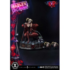 DC Comics: Batman Arkham City - Deluxe Harley Quinn Bonus Version 1:3 Scale Statue | Prime 1 Studio