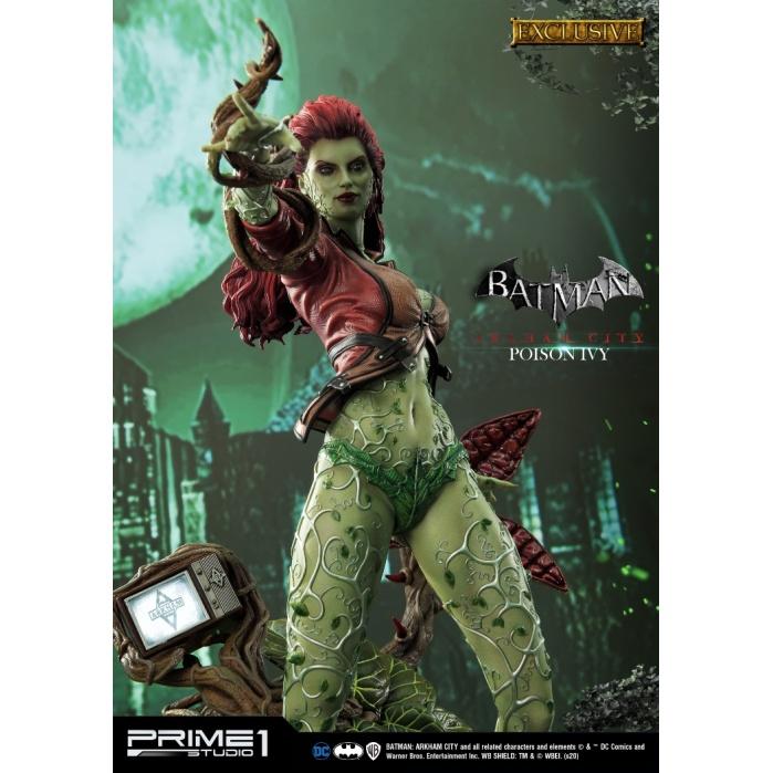 DC Comics: Batman Arkham City - Exclusive Poison Ivy 1:3 Scale Statue Prime 1 Studio Product