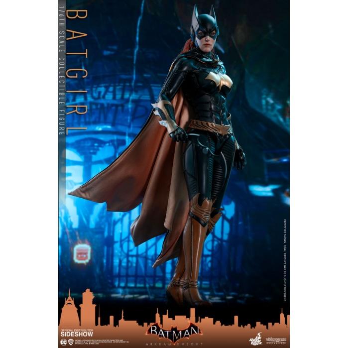 DC Comics: Batman Arkham Knight - Batgirl 1:6 Scale Figure Hot Toys Product