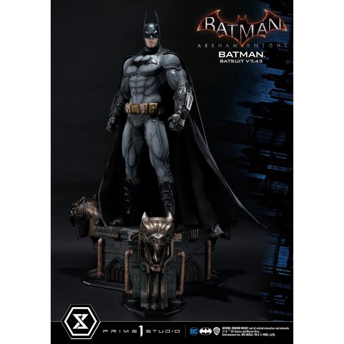 DC Comics: Batman Arkham Knight - Batman Batsuit V7.43 Statue Prime 1 Studio Product