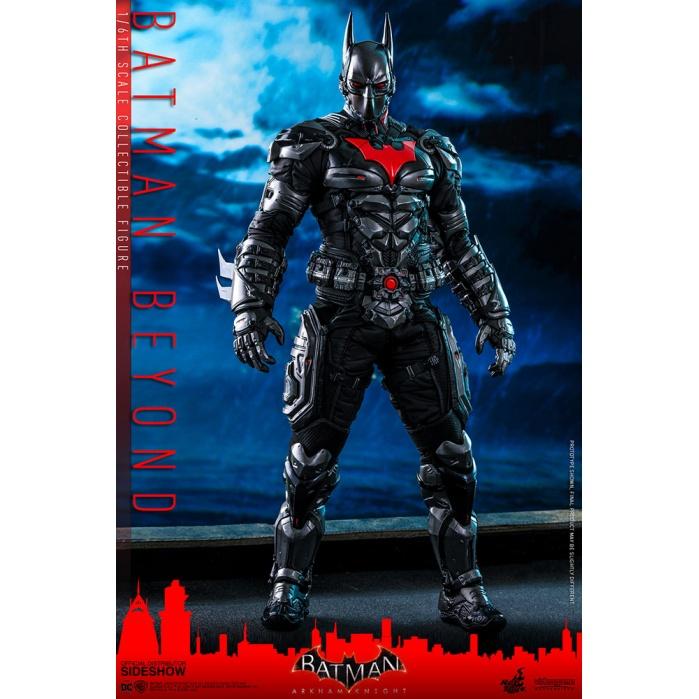 DC Comics: Batman Arkham Knight - Batman Beyond 1:6 Scale Figure Hot Toys Product