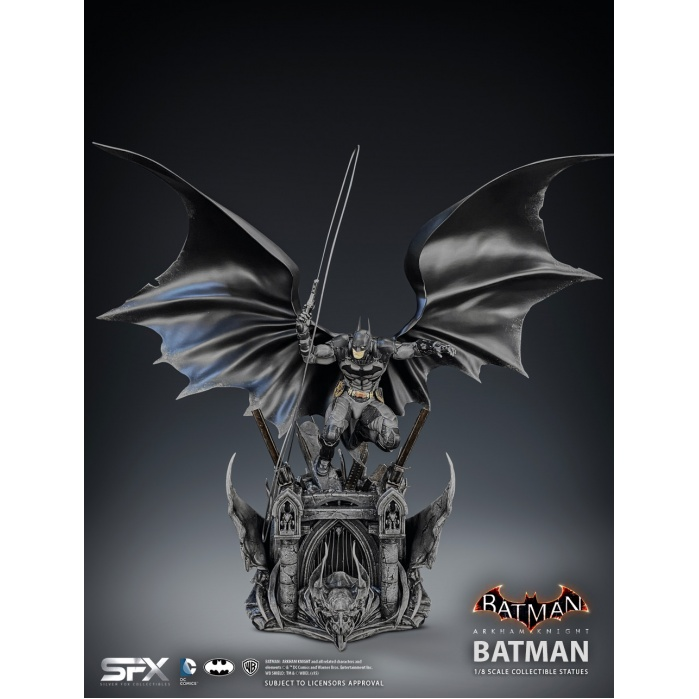 DC Comics: Batman Arkham Knight - Exclusive Batman 1:8 Scale Statue SilverFox Creative Studios Product