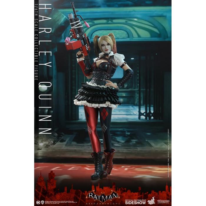 DC Comics: Batman Arkham Knight - Harley Quinn 1:6 Scale Figure Hot Toys Product