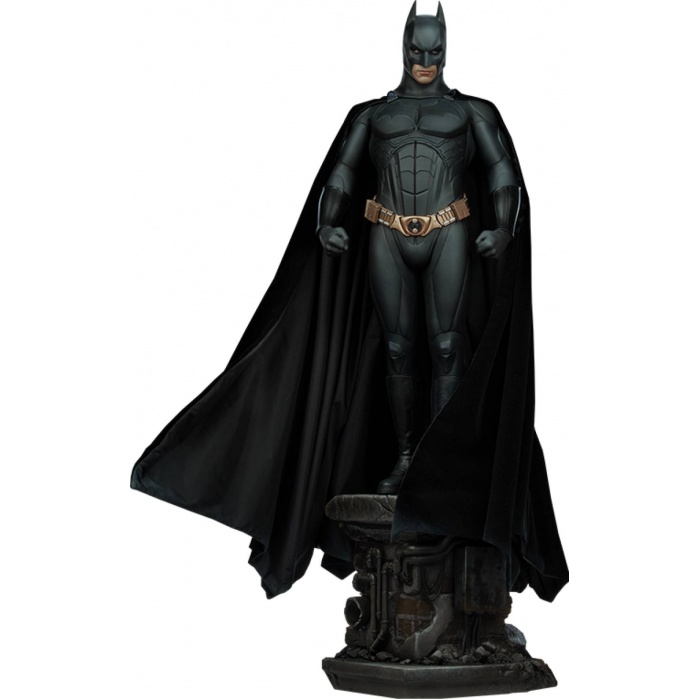 DC Comics: Batman Begins - Batman 1:4 Scale Statue Sideshow Collectibles Product