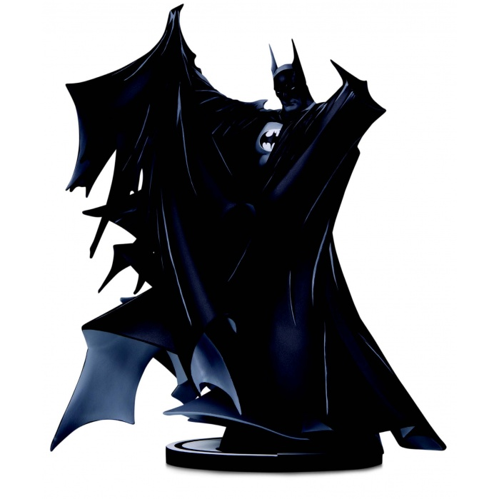 DC Comics: Batman Black and White Deluxe Statue by Todd McFarlane Diamond Select Toys Product