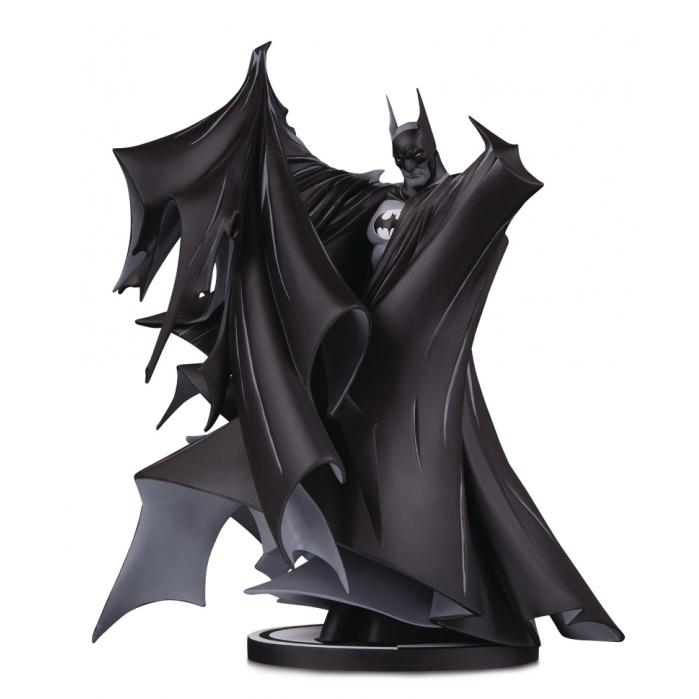 DC Comics: Batman Black and White Statue by Todd McFarlane Diamond Select Toys Product