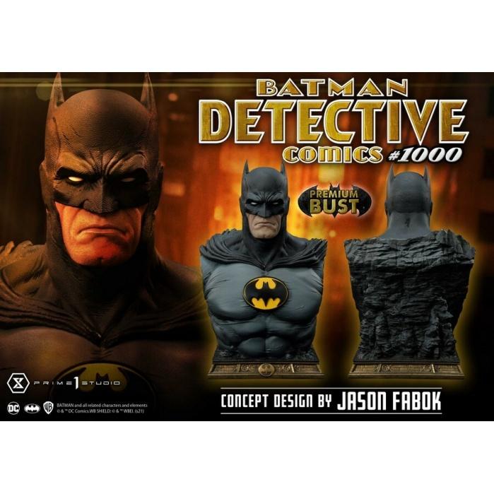DC Comics: Batman Detective Comics #1000 - Concept Design Bust Prime 1 Studio Product