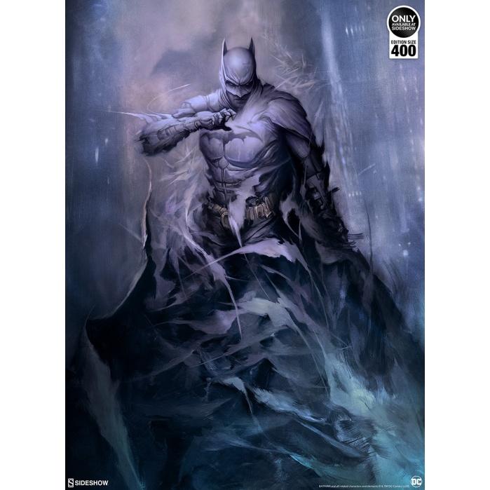 DC Comics: Batman Detective Comics #1006 Unframed Art Print Sideshow Collectibles Product