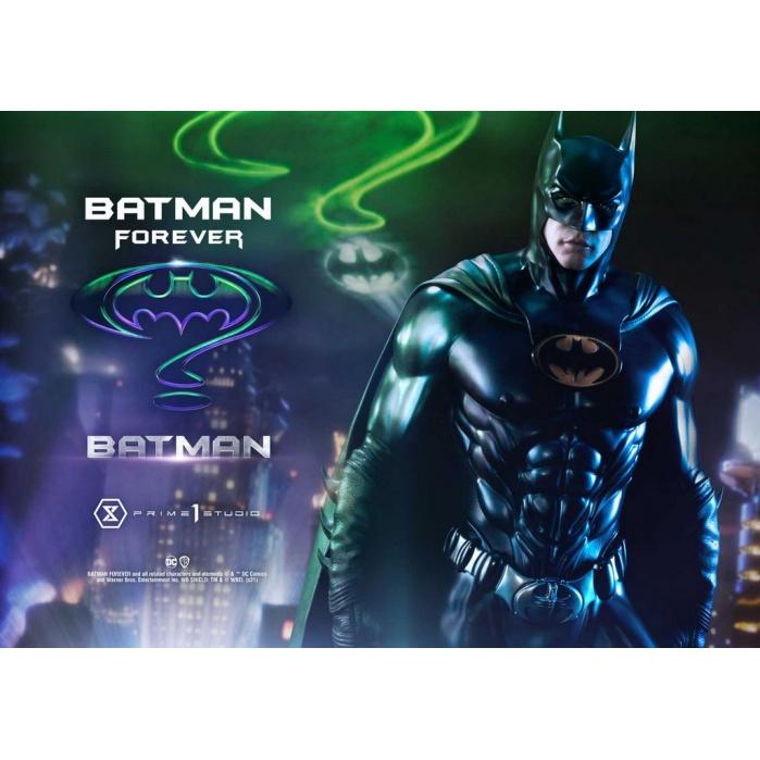 DC Comics: Batman Forever - Batman 1:3 Scale Statue Prime 1 Studio Product