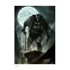 DC Comics: Batman - Gotham by Gaslight Unframed Art Print - Sideshow Collectibles (NL)