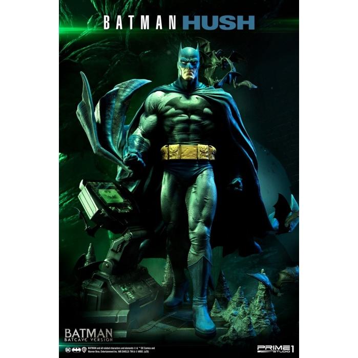 DC Comics: Batman Hush - Batcave Batman Statue Prime 1 Studio Product