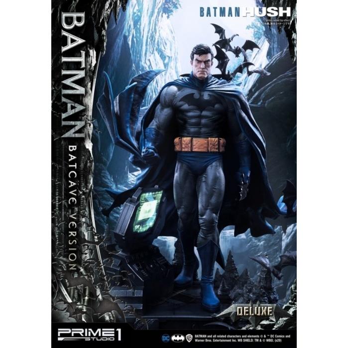 DC Comics: Batman Hush - Deluxe Batcave Batman Statue Prime 1 Studio Product