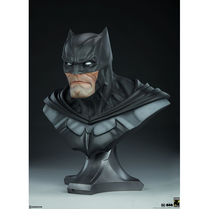 DC Comics: Batman Life Sized Bust Sideshow Collectibles Product