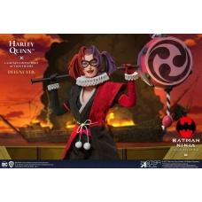 DC Comics: Batman Ninja Movie - Deluxe Harley Quinn 1:6 Scale Figure   Star Ace Toys